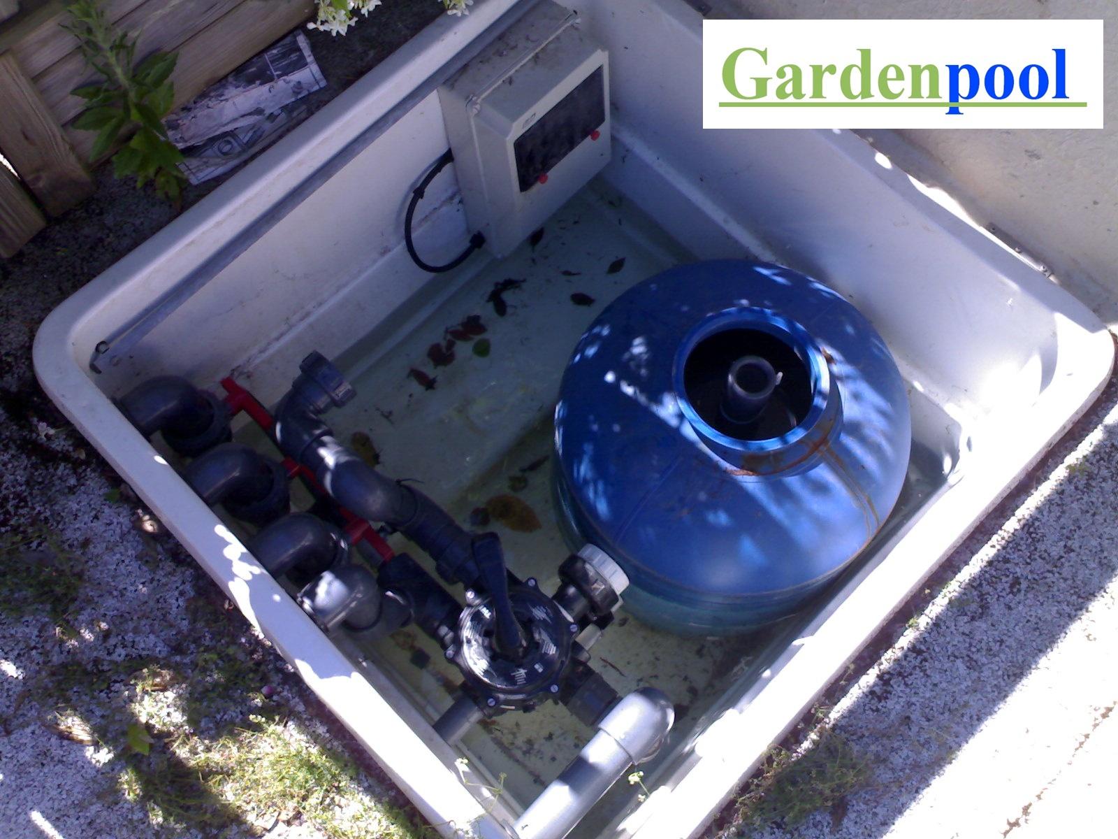 Filtracion para piscinas madrid gardenpool for Descuidos en la piscina