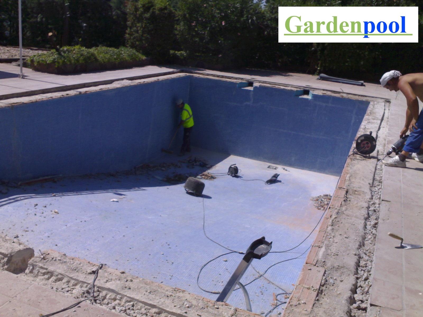 reformas de piscinas en madrid gardenpool