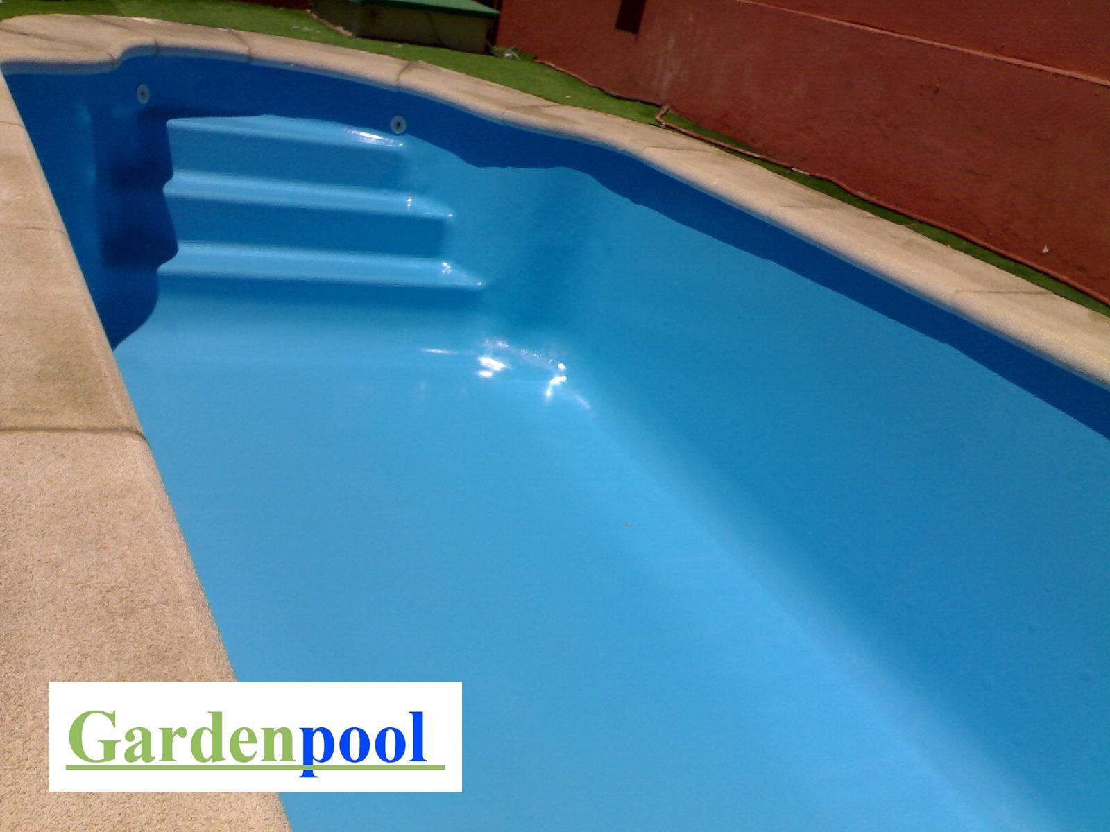 Pintura para piscina poliester fibra de vidrio madrid for Pintado de piscinas