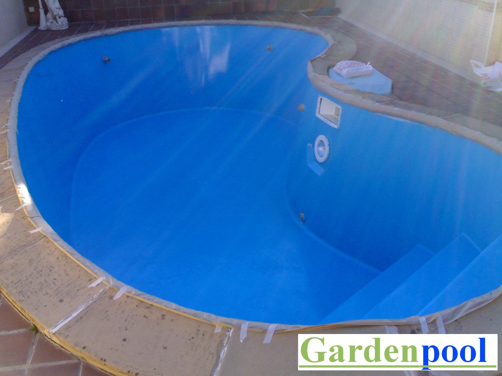 Pintura para piscinas en madrid pintores piscinas gardenpool - Pintura piscina clorocaucho ...