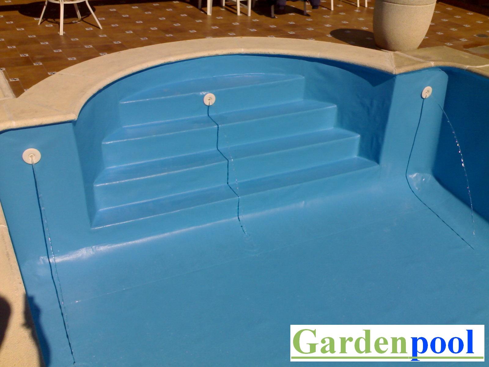 Impermeabilizacion de piscinas en madrid for Liner para piscinas desmontables