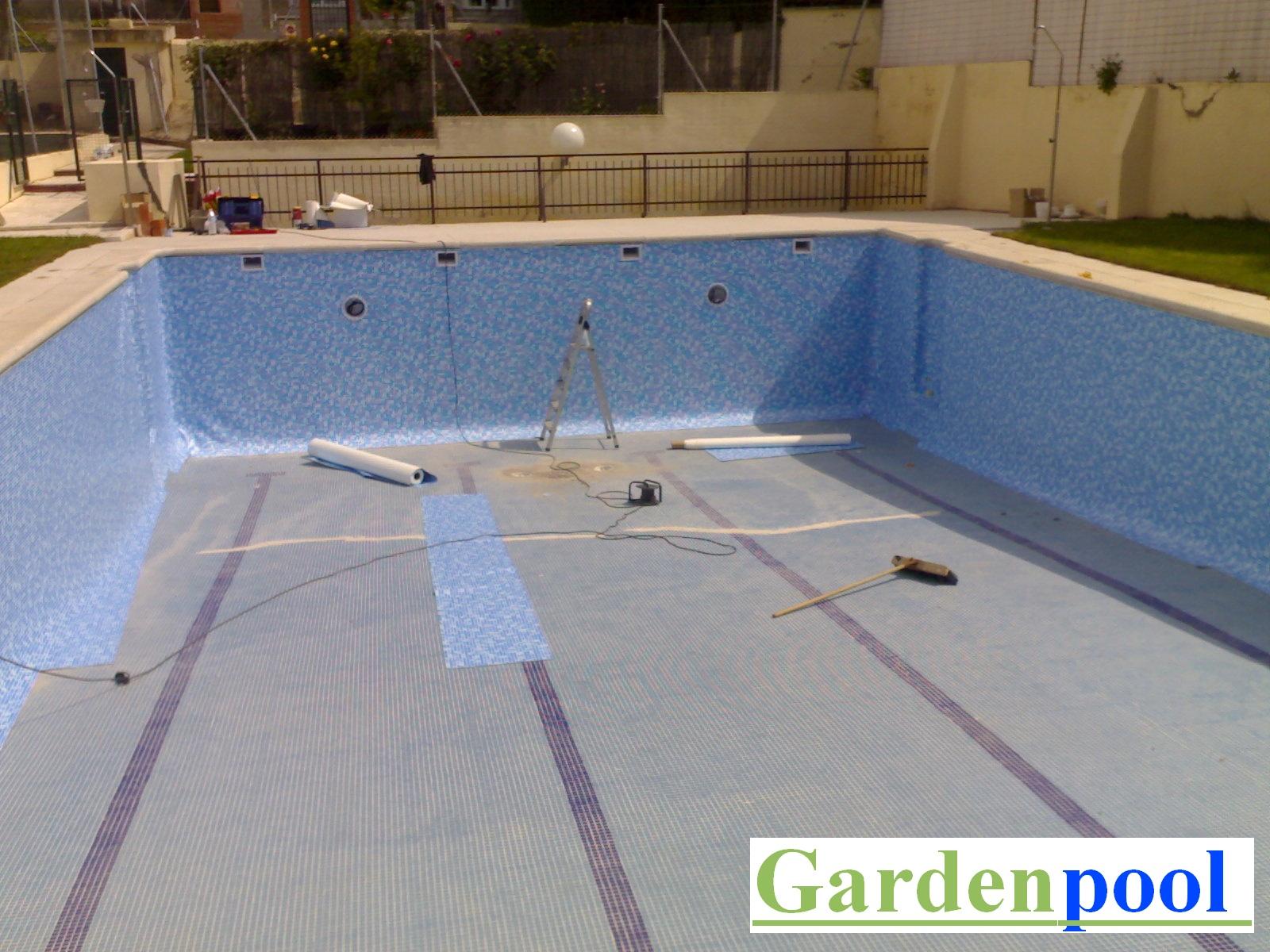 Impermeabilizacion de piscinas en madrid for Precio de liner para piscinas