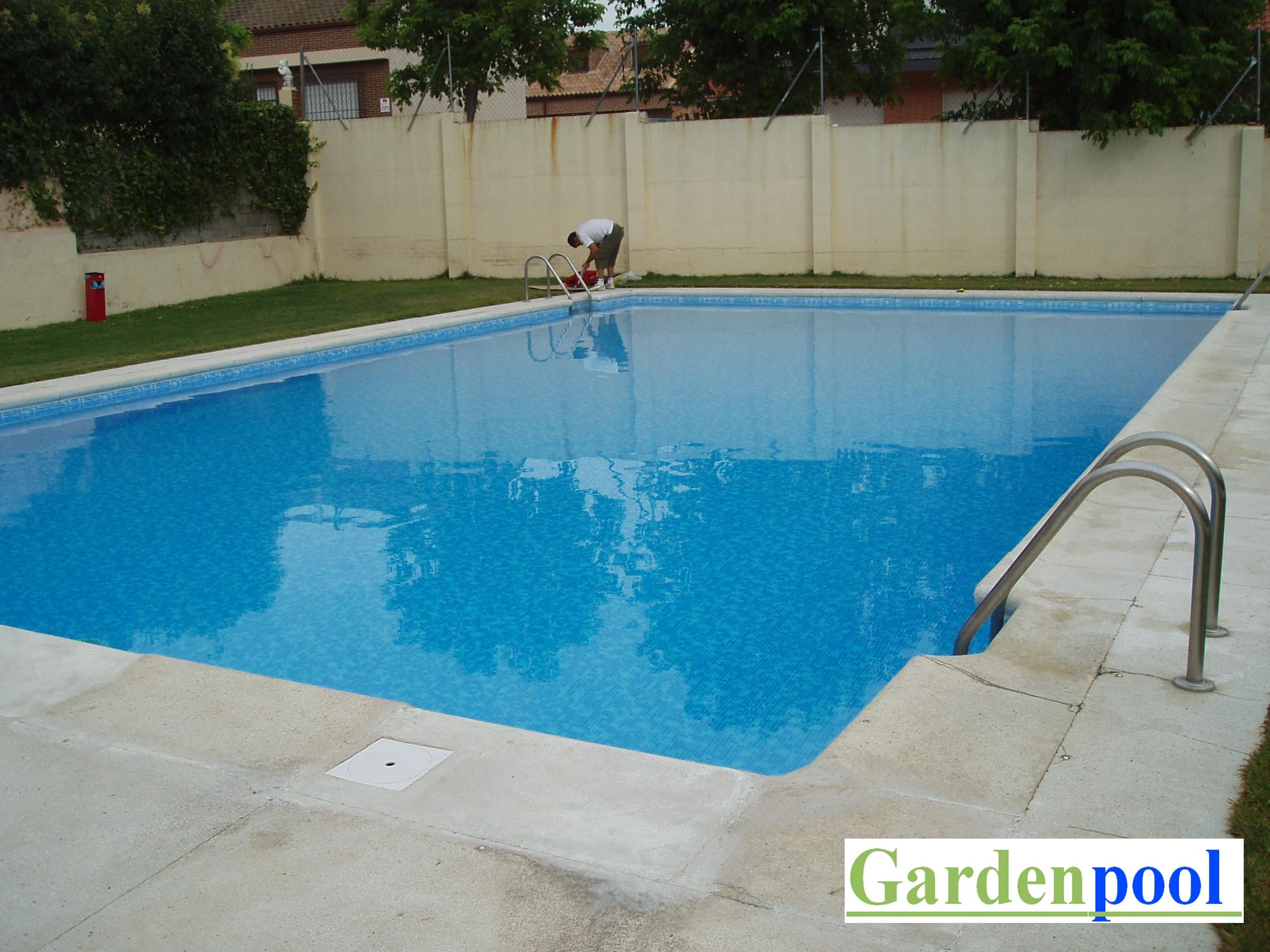 Impermeabilizacion de piscinas en madrid for Piscina navalcarnero