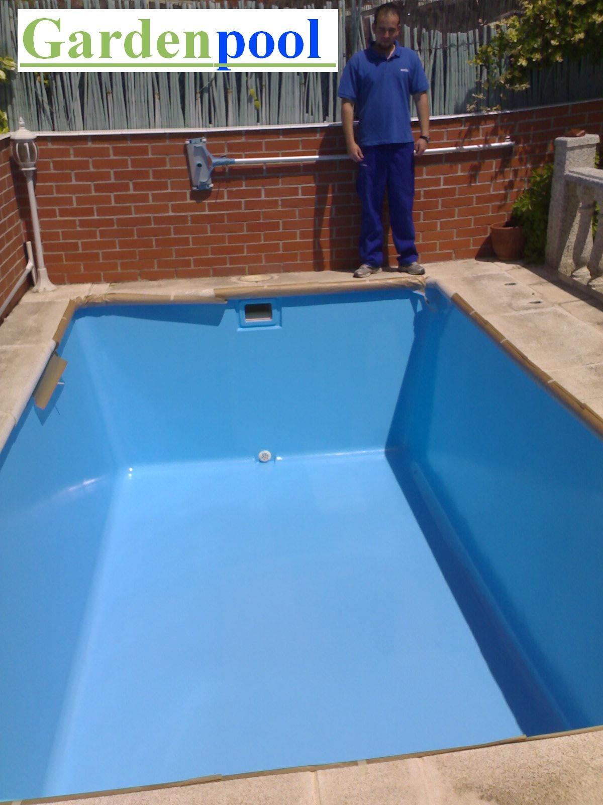 pintura para piscinas en madrid pintores piscinas gardenpool