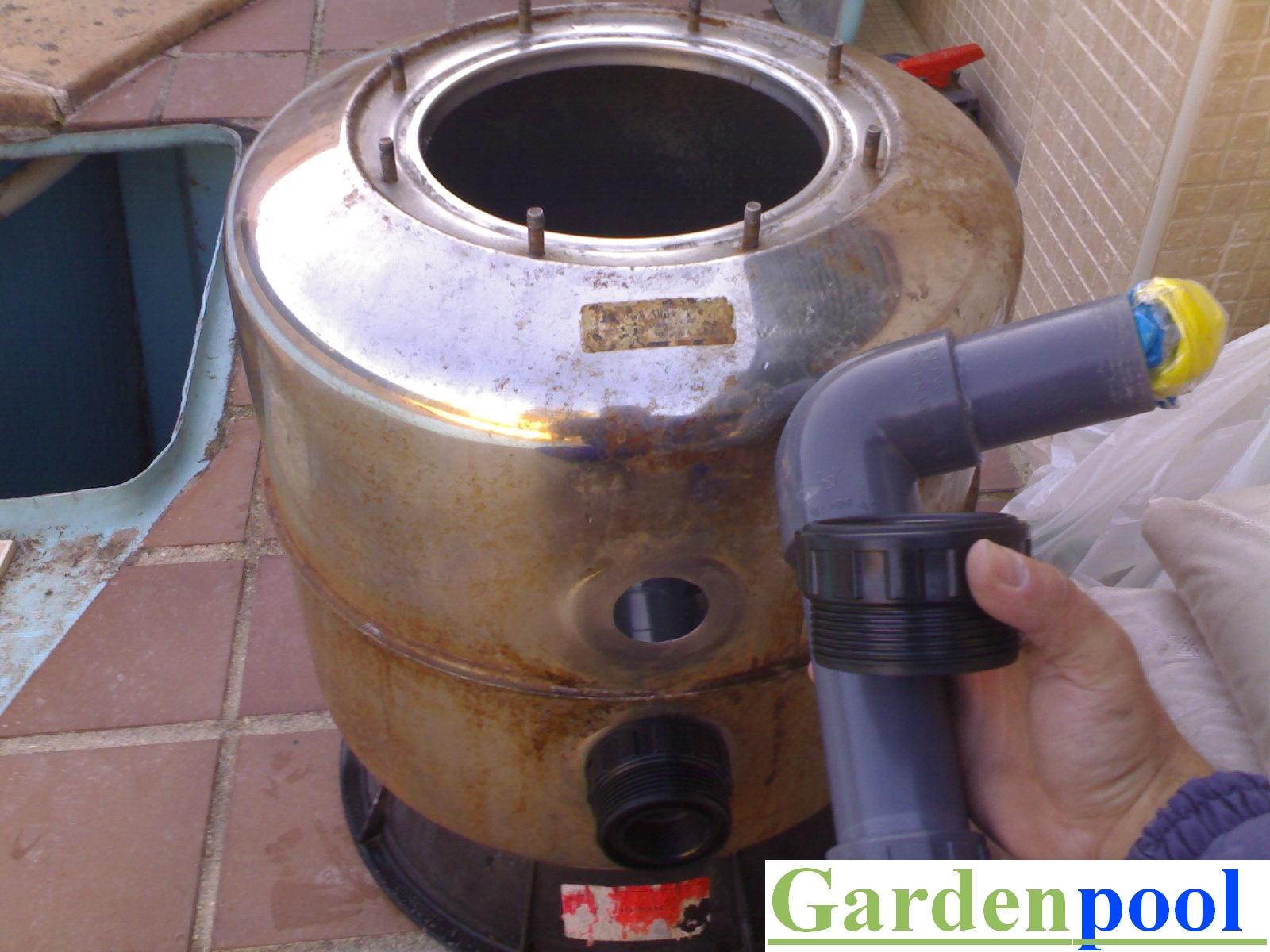 Equipos depuracion y filtros de piscinas en madrid for Filtros para piscinas